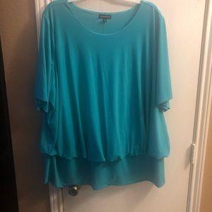 Lane Bryant 26/28 blouse EUC